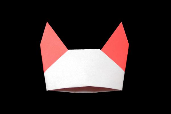 飛行機 折り紙:折り紙 指人形-origamijapan.net