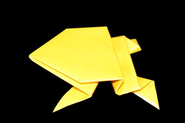 作り方 折り紙 カエル の 折り紙 カエル