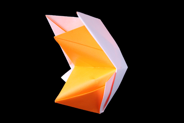 How to Make a Paper Origami Fox (with Pictures) - wikiHow | 400x600